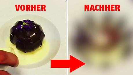 Dies ist das verrückteste Dessert der Welt. Sie werden Ihren Augen nicht trauen.