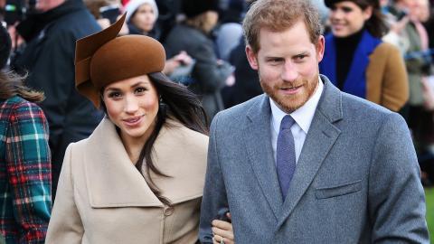 Der Ton zwischen Prinz Harry und der Familie von Meghan Markle wird immer rauer