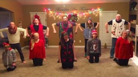 So außergewöhnlich verbringt diese Familie ihren Heiligabend! Und was hast du dir vorgenommen?
