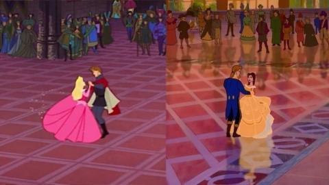 Walt Disney: Fieser Trick in den animierten Filmen sorgt für Aufreger