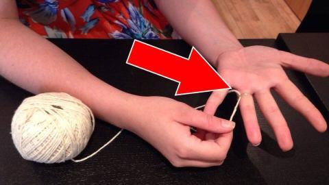 So geht ein Ring auch vom geschwollenen Finger ganz leicht wieder ab