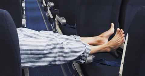 Tod im Flugzeug: Was passiert, wenn an Bord ein Passagier stirbt?