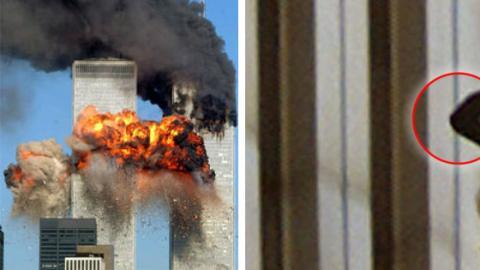 World Trade Center: Dieses Foto vom 11. September 2001 kennt kein Amerikaner