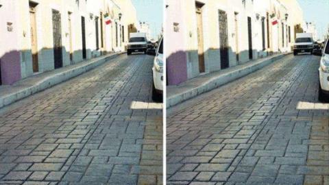 Optische Täuschung: Dieses Foto macht die Runde im Netz