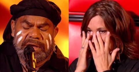 The Voice: Jury bricht komplett in Tränen aus und Show wird unterbrochen