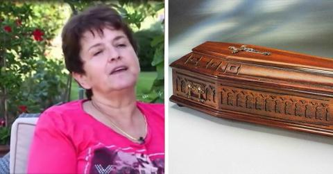 Amtsfehler: Diese Frau wird zu Unrecht für tot erklärt... Und muss beweisen, dass sie lebt!