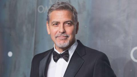 George Clooney hat 1 Million Dollar an jeden seiner Freunde gegeben