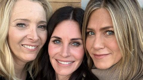 'Friends'-Stars vereint: So geben sie den Spekulationen über ein Comeback neuen Antrieb