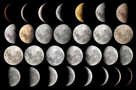 Haare schneiden nach dem Mondkalender: Wie funktioniert das?