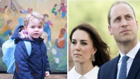 Die Royals: Ist Prinz George in seiner Schule in Gefahr?