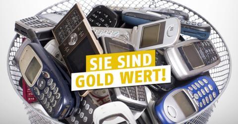Achtung heißer Tipp: Mit deinen alten Handys könntest du gut ein Vermögen verdienen!