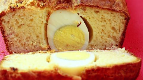 Cake einmal anders: Ein schmackhafter gesalzener Cake