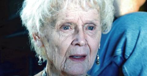 Das ist die wunderschöne Geschichte der alten Dame aus dem Film Titanic