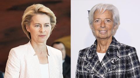 Politische Premiere: Zwei Frauen an der Macht, Deutschland leitet EU-Kommission