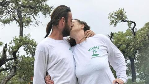 Trotzdem es gesetzlich verboten ist: Sie sind Halbgeschwister und verheiratet