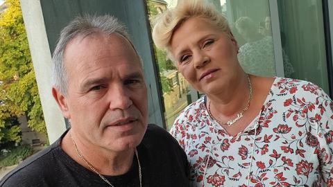 Harald Elsenbast bringt Silvia Wollny zum Weinen