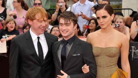 """Nur eine Operation kann ihm noch helfen: Star aus """"Harry Potter"""" im Rollstuhl"""