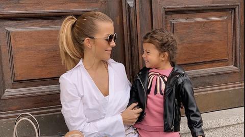 Fußballerfrau filmt ihre 3-jährige Tochter ohne Helm, doch mit diesen Folgen rechnet sie nicht
