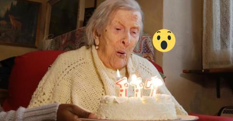 Unglaublich! So hat sich die älteste Frau der Welt ein Leben lang ernährt!