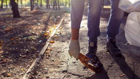 Plogging: Joggen und Müll sammeln - so geht der neue Trendsport aus Schweden