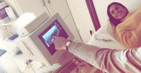 Sarah postet Ultraschallbild: Ist sie etwa wieder schwanger?