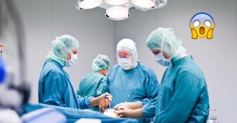Frau mit 150 Würmern im Magen operiert