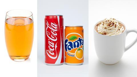 Dieses beliebte Getränk enthält in Deutschland doppelt so viel Zucker wie in England