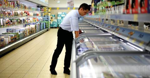Aldi verkauft Tiefkühlprodukt, aber nur für Erwachsene