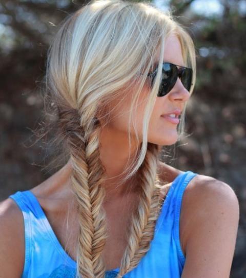 Die besten Frisuren für an den Strand
