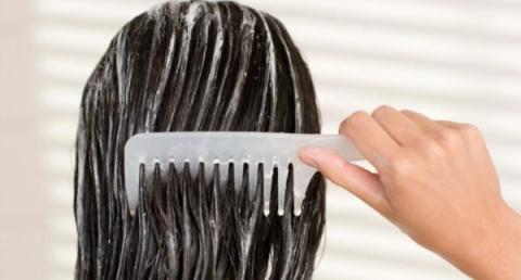 Hausgemachte Haarmaske lässt die Haare schneller wachsen