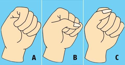 Körpersprache: Was deine Faust über dich verrät!