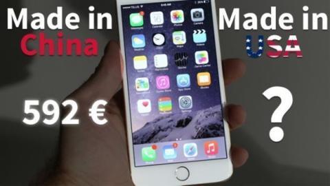 Bei Produktion in den USA: Was würde ein iPhone für Kunde und Hersteller kosten?
