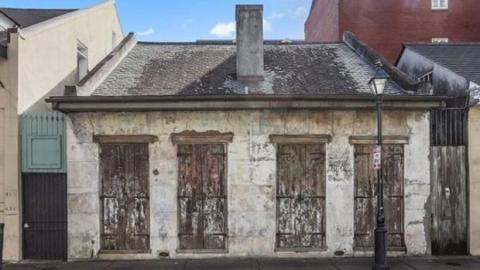 Dieses verfallene Haus in New Orleans ist mehr als 1 Million Euro Wert