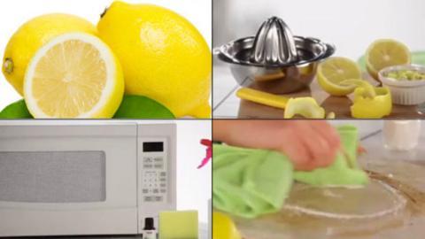 Sie werden nie erraten, was man alles mit Zitronen machen kann! Diese Tipps werden Ihren Alltag verändern.