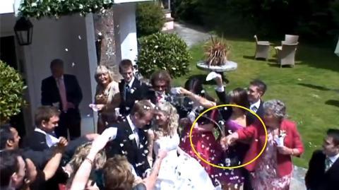 Diese Hochzeitsfeier geht schlecht aus... Entdeckt warum