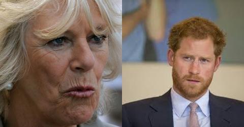 Camilla will Harrys Hochzeit sabotieren