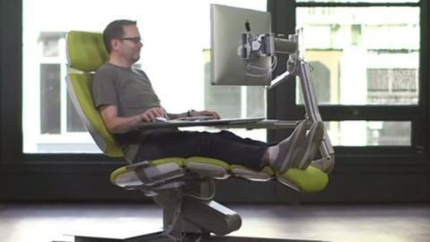 Altwork Station - zum Arbeiten in jeder Position