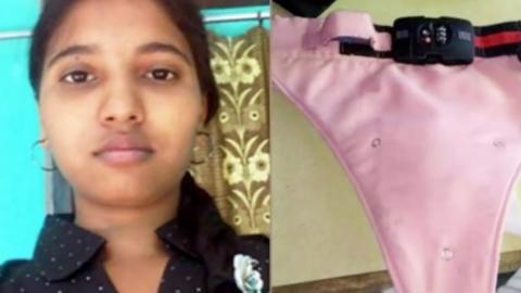 Indien: Höschen schützt vor Vergewaltigung