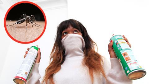 DIY-Tipp für den Sommer: So haltet ihr euch Mücken auf natürliche Weise vom Leib