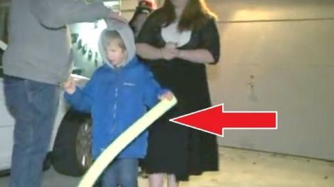 Dieser blinde Junge ist von seiner Schule bestraft worden. Aber seine Bestrafung ist inakzeptabel!