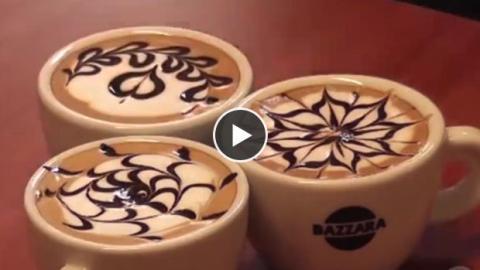 Nach diesem Video machen Sie Ihre Kaffees nie mehr so wie früher!