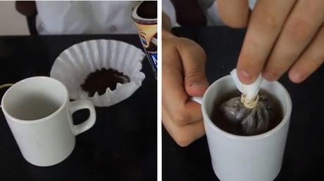 Sie haben keine Kaffeemaschine? Dieser Trick ist genau der richtige für Sie.
