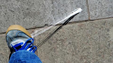 kaugummi aus teppich entfernen