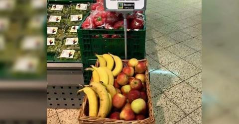 Ein deutscher Supermarkt hat eine neue Idee. Die Kunden sind begeistert!
