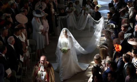 Royal Wedding: Ben Mulroney stiehlt Meghan und Harry die Show