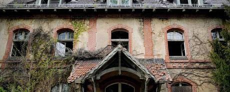 Beelitz-Heilstätten: Das Hitler-Krankenhaus in Brandenburg