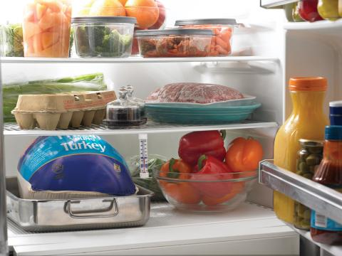 So organisiert ihr euren Einkauf und Kühlschrank besser