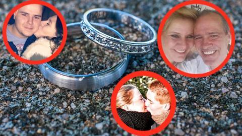 Große Freude im Hause Wollny: Haben die Hochzeitsglocken schon geläutet?
