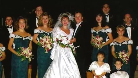 Drei Monate nach ihrer Hochzeit macht sie eine furchterregende Entdeckung über die Identität ihres Mannes