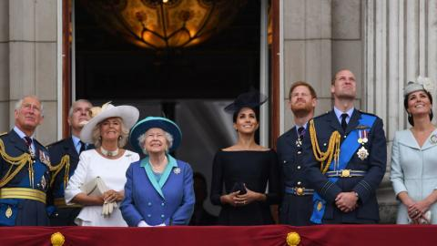 Buckingham Palace: Noch eine Scheidung bei den Royals!